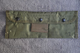 M16 cleaning kit pouch. Dated '69.