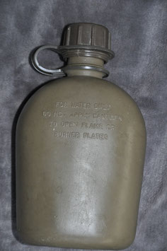 1-quart Plastic Canteen. Dated '69.