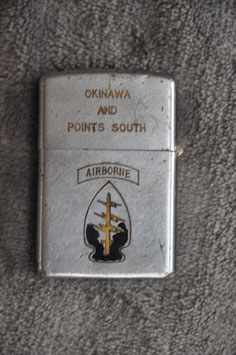 Vulcan lighter 1st Special Forces company B airborne.