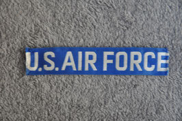 US Airforce tag.