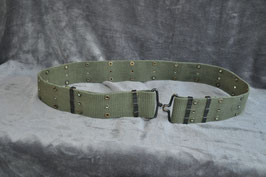 Belt, individual, equipment, M1956. Late production.