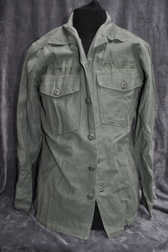 Shirt, cotton, man's 3rd pattern OG-107.