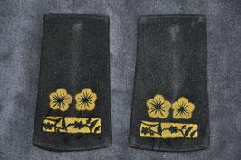 South Vietnamese shoulder rankinsignia Trung Tá (Lieutenant Colonel)