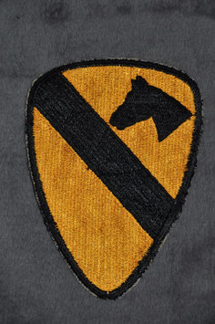 1 st air cavalary cutedge patch.