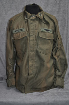 Shirt, Flyer's, Hot weather, Fire resistant and trousers Army aviation crew.