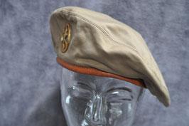 Beige beret infantry.