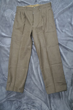Model 1945 trousers modified 1952