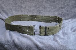 Belt, pistol, M1936. Late WW2 production.