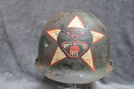 ARVN rangers helmet.