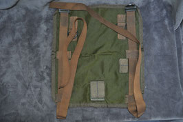 M1967 sleeping bag carrier. Dated '68. New old stock.