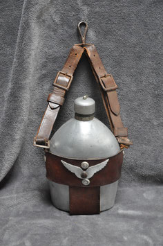 Local made paratrooper canteen.