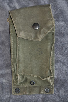 Pocket ammunition magazine for M14. M1961. '62.