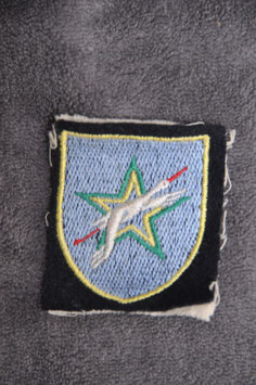 2nd Moroccan division patch. Algérie period.