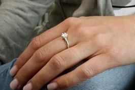 Windröschen Ring