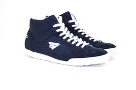 be free – Sneaker High-Cut navy