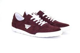 be free – Sneaker Low-Cut bordo