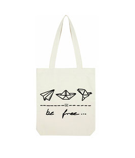 be free Shopper bag - natur