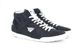 be free – Sneaker High-Cut darkgrey