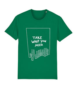 "TWYN - Unisex Shirt ""green"""
