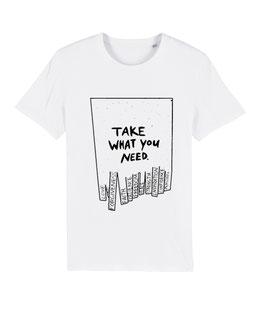 """TWYN – Unisex Shirt """"white"""""""