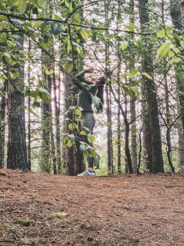 Forest Bathing (One with Nature workshop)