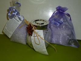 Lavendel Meersalz - Badesalz