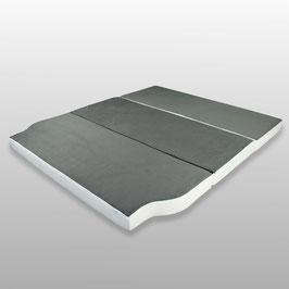 Duo Matratze 10cm für vw T4/5/6/6.1 multivan