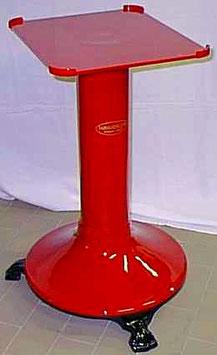 Piedistallo in ghisa verniciato - Cast iron support