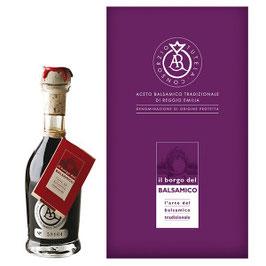 SILVER Aceto Balsamico Tradizionale DOP bollino ARGENTO - Traditional Balsamic Vinegar PDO SILVER label