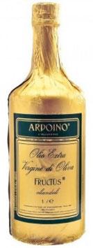 "Ardoino ""Fructus""  1/2Lt e 1Lt Extra-Vergine di Oliva - 1/2Lt e 1Lt Extra Virgin Olive Oil"