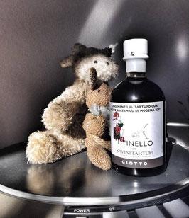 Al Tartufo, Condimento all'Aceto Balsamico di Modena IGP - Truffle dressing, Balsamic Vinegar of Modena IGP