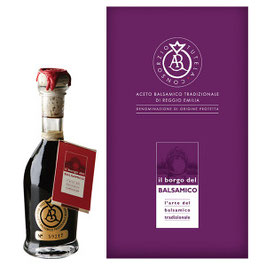 GOLD Aceto Balsamico Tradizionale DOP bollino ORO - Traditional Balsamic Vinegar DOP GOLD label
