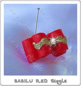 BABILU RED SINGLE