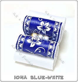 IONA BLUE-WHITE