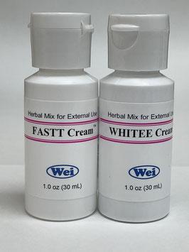WHITEE or FASTT cream