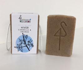 Savon - Hiver - Cannelle & Orange