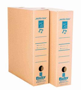 ARCHIV BOX A4 von Bürotechnik Ruby