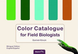 Color Catalogue for Field Biologists