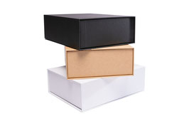 Magnetbox, aufgerichtet 16x10x3cm - VE 20 Stück