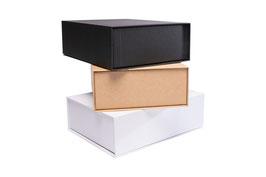 Magnetbox, aufgerichtet 23x17x7cm - VE 10 Stück
