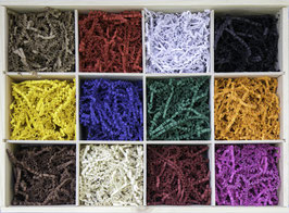 Füllmaterial SizzlePak 1kg verschiedene Farben