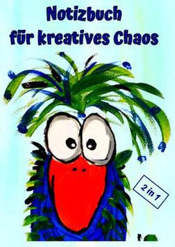 Notizbuch A5 fürs kreative Chaos