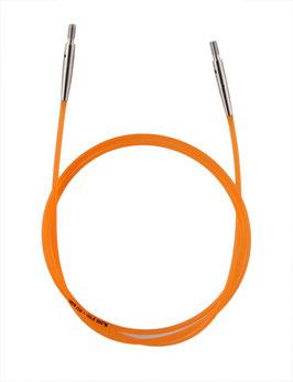 KnitPro Kabel voor 80cm oranje