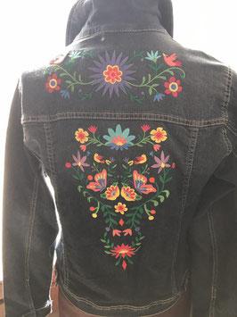 Jeans jasje - Mt. 40