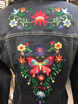 Jeans jasje - Mt. 38