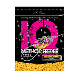 LK Baits IQ Method Feeder Speed ​​Pellets 600g Mais / Ungarischer Honig 2mm oder 4nn