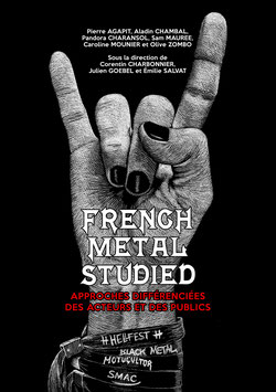 French Metal Studied - Prévente