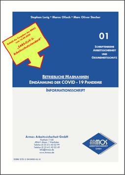 Schriftenreihe Arbeitssicherheit und Gesundheitsschutz - Teil 1