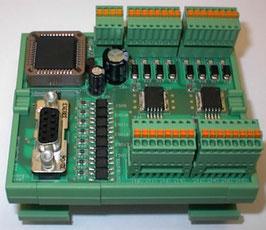 XSP01L - RS232 mit Halbleiter-Ausgang