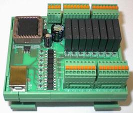 XUP01R - Interface Baustein mit USB-Port